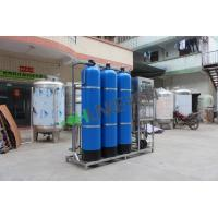 Wholesale Commercial Reverse Osmosis 250gpd Water Purifiers Reverse Osmosis Water Treatment Pure Water Machine from china suppliers