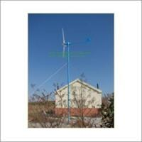 Quality 5KW micro permanent magnet horizontal wind power generator/best price for sale