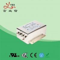 Wholesale 60A AC EMC Inverter EMI Filter Nominal Center Frequency 10K-30MHZ from china suppliers