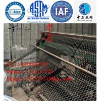 Wholesale Heavily Zinc Galvanised Wire Or Galfan Coated Stainless Steel Gabion Boxes 2x1x1 from china suppliers