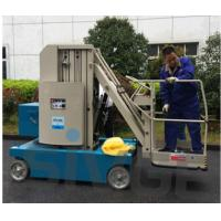 Wholesale Indoor Outdoor Use Aluminum Work Platform / Self Propelled Boom Lift from china suppliers
