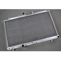 Wholesale High performance aftermarket oversized auto radiator for MITSUBISHI Lancer EVO 1 2 3  1992-1996  42m from china suppliers