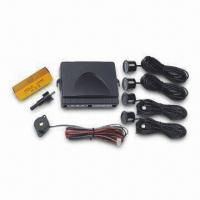 China Buzzer Parking Sensor, Various Sensor Colors and Chirping are Available on sale