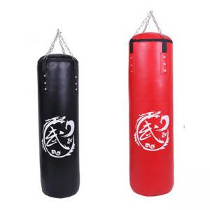 Wholesale Boxing Free Standing PU Leather Outdoor Punching Bag from china suppliers