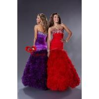China Hotsales Strapless Prom Dress (PD-1612) on sale