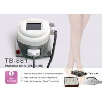 Buy cheap Multifunction Skin Care IPLBeauty Machine For Pigment / Age Spots / Vein Removal from wholesalers