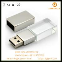Wholesale Wholesale new design Crystal model USB Memory Stick Flash Drive from china suppliers