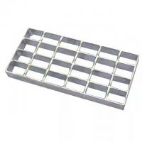 China 2mm Welded Steel Grating Hot Dipped Galvanized Press For Drainage Channel on sale