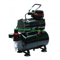 Wholesale Min air compressor auto stop airbrush compressor vacuum Pump beauty airbrush tool from china suppliers