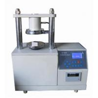 Touch Screen Tensile Strength Testing Machine Digital Ring Crush Tester For Paper Test