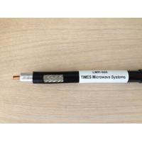 Wholesale 50 ohm Coaxial Cable  600 Flexible Low Loss Communication Coaxial Cable for WLL  GPS from china suppliers