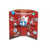 Wholesale Early Learning Musical Instruments Custom Standee Cardboard Point Of Sale Display Stands from china suppliers