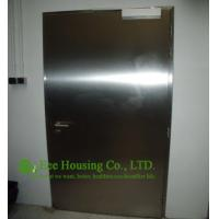 Wholesale 304 Stainless Steel Fire Doors With Flush Type, stainless steel fire rated doors from china suppliers