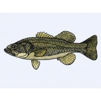 Embroidery fish free quote a design quickly306 for for Fishing hats for sale
