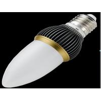 Wholesale High Lumen Warm White 230°3 W E27, E14, Gu10 Base Brightest Led Candle bulb from china suppliers
