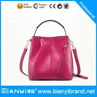Buy cheap Vintage Business Portfolie Leather women Hand Bag from wholesalers
