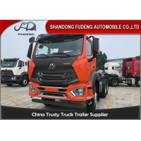 Wholesale 600L Tank Diesel 6x4 Wheel Drive 371hp Truck Tractor from china suppliers