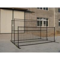 China Canada 60x150mm Standard Construction Outdoor Temporary Fence on sale