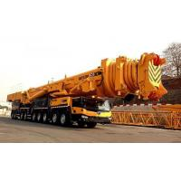 Buy cheap Heavy Construction Machinery RT80 80 Ton All Wheel Drive Big Rough Terrain Tractor Crane from wholesalers