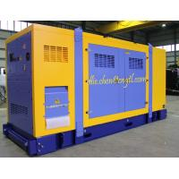 China 500kva Generadores eléctricos insonorizadas para Chile, soundproof electrical Generator on sale