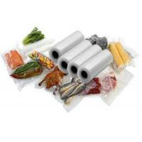 Wholesale Heat Seal Food Vacuum Bags Storage Smell Proof Laminating Pouch Gravure Printig from china suppliers