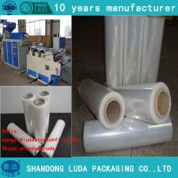 Wholesale Manufacturer LLDPE Pallet Hand Film Stretch from china suppliers
