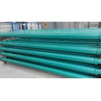Buy cheap ST52 Concrete Pump Pipes , Concrete Delivery Pipes Powder Painted Baked Surface from Wholesalers