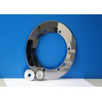 Buy cheap tungsten carbide corrugated paper cutting blade slitter machine knife from wholesalers
