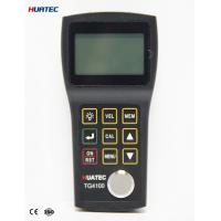 Buy cheap Ultrasonic Through Coating Thickness Gauge TG4100 , 5MHz  Echo To Echo from wholesalers