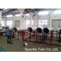 Wholesale UNS S32760 Duplex Welded Stainless Steel Tube , EFW Gas Welding Stainless Steel Tubing from china suppliers