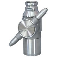 rotary washing cleaning bottles spray nozzle