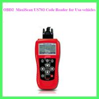 Wholesale MaxiScan US703 Code Reader for Usa vehicles from china suppliers