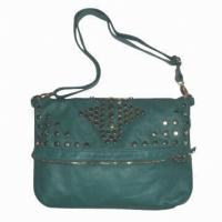 Wholesale Stylish Women Fashion Shoulder Bag With Inter-Layer For Office Working Meeting from china suppliers