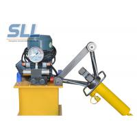 Wholesale Portable Manual Hydraulic Steel Bending Machine / Concrete Spraying Equipment from china suppliers