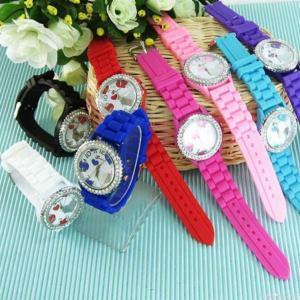 China Fashion Watch Jelly Watches Geneva Watch Silicone Watch Candy Watch on sale