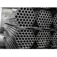 China ASTM A334  Seamless Low Temperature Carbon Steel Pipe And Tube Straight on sale
