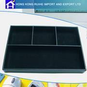 Wholesale leather document tray from china suppliers