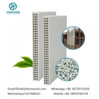 Wholesale Waterproof pp hollow plastic formwork nano-coating from china suppliers