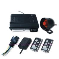 One Way Car Alarm System With Engine Start