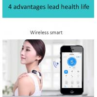 Wholesale Rechargeable Quantum Sub Health Analyzer bluetooth mini massager BH-36 with six modes from china suppliers
