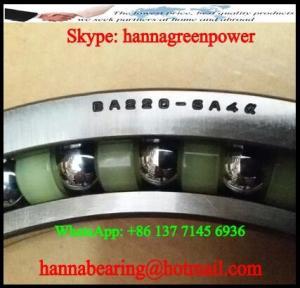 Excavator Bearing BA220-6A4 Angular Congular Contact Bearing 220x276x26mm