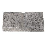 Buy cheap Butt Joint Basalt Stone Cube from wholesalers