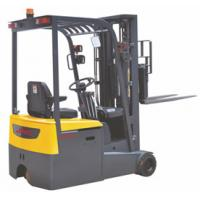 Wholesale Warehouse 3 Wheel Electric Forklift , Industrial Lift Truck 1500KG Load Capacity from china suppliers