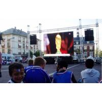 Ultra Light Weight Outdoor Rental LED Displays , LED Walls for Sporting Display