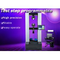 Wholesale Full Digital Display Electronic Universal Testing Machine Computer Controlled from china suppliers