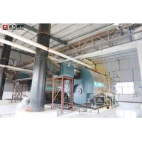 Wholesale Energy Saving Fire Tube Oil Fired Boiler 8 Ton Capacity Horizontal Style from china suppliers