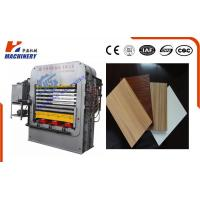 Automatic Door Skin Press Machine Wood Cabinet Door Making Machine