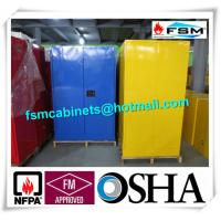 Wholesale Steel Flame Resistant Cabinet Hazmat Locker For Corrosive Liquid In Chemical from china suppliers