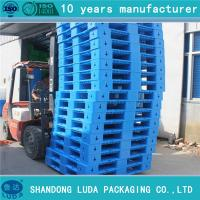 Wholesale Luda standard size durable plastic pallet for industrial from china suppliers
