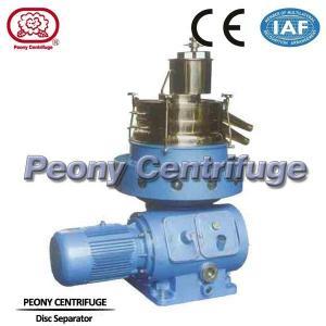 China PDSLA 400 , 600 Disc Stack Centrifuges Natural Latex Concentrating Separator on sale
